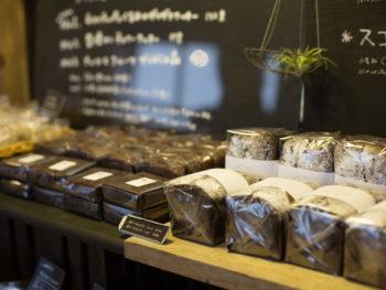 月5日の開店日には行列も! 丁寧な優しさに満ちた焼菓子の店。