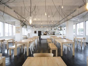 '17年3月OPEN! 総社の人気ベーカリーが広々カフェスペースを備えて移転!