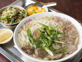 '17年6月OPEN! ベトナムにトリップ気分。現地で買い付けた食材や調味料で本場の味を!