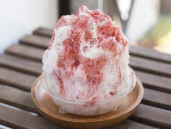 岡山でネクストブレイク間違いなし!な、かき氷店。