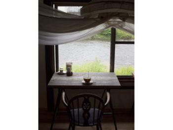 名物はレモンコーヒー。勝山で見つけた、隠れ家的カフェ。【かぴばらこーひー】