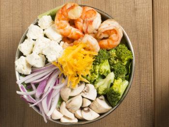 「美と健康」がコンセプト。NYスタイルのサラダカフェ。
