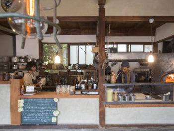 '17年5月OPEN! マルシェで人気のピッツェリアが週末営業の店舗をオープン。