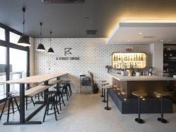 '17年5月OPEN! 昼と夜のどちらも楽しめる、心地よいカフェ&バーが登場。