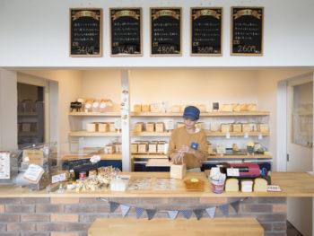 '17年8月OPEN! 毎日食べても飽きない! 種類豊富な食パン専門店が誕生。