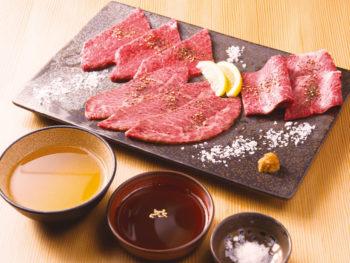 '17年9月OPEN! 味を凝縮させた熟成牛肉を、焼肉でじっくり堪能できる店。