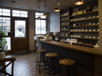 '17年8月OPEN! 自家焙煎のコーヒーをゆっくりと味わうことができるカフェ。