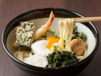 '17年7月OPEN! 日本料理の要素を取りいれた、上品な岡山うどん。