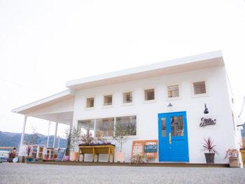 '17年6月OPEN! 日生の港町にぽつりと佇むかわいいカフェ。