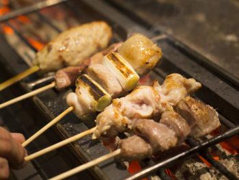 '16年9月OPEN! JR岡山駅東口付近で絶品の炭火焼鳥を味わおう。