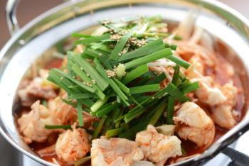'15年7月OPEN! 韓国料理×洋食の新店で名物「ほるもん鍋」に舌鼓。