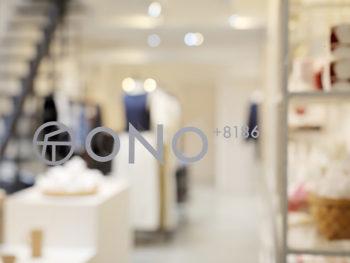 関東でも注目のブランド、「ono+8186」のセレクトショップ。