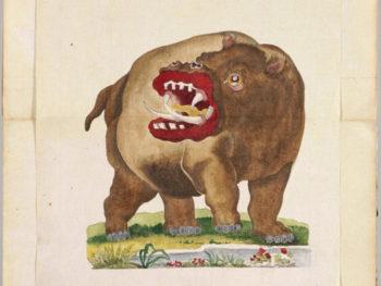 《津山洋学資料館夏季企画展》外国の書物に描かれた不思議な生き物たち。
