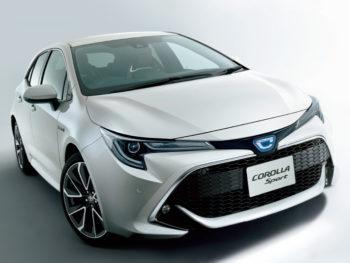 《動画・トヨタカローラ岡山》気持ちいいほど、新しい! 話題の新型車「COROLLA SPORT」デビュー。