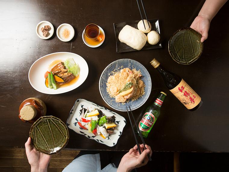 【岡山市/中華屋 金柑】'18年6月オープン。本格中華で昼はランチ、夜はバル使い!