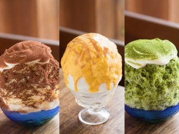 《岡山市/六花園》'18年4月OPEN! 自家製シロップが自慢の、個性派かき氷専門店。