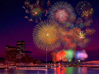 岡山&近県の花火大会&夏祭りスケジュール2018(7月25日調べ・再アップ