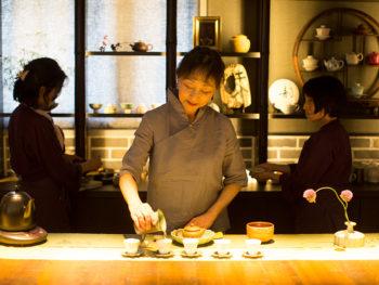 《玉野市/無天茶坊》 '18年1月OPEN! 極上の台湾茶とスウィーツを玉野で満喫。