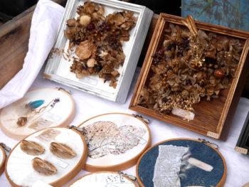 《コニコニの森》手作りの作家ものアイテムが集結する「コニコニ」しちゃうマーケット。
