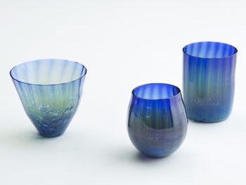 想像力と遊び心を発揮して、耐熱ガラスの魅力を引き出す。