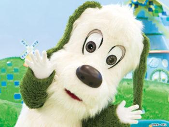 《おもちゃ王国》人気番組「いないいないばあっ!」のワンワンがやってくる!