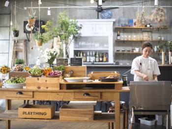 《広島県福山市/KOKON》農園直送の野菜を、サラダビュッフェ付きのランチで、たっぷり味わって!