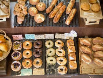 《岡山市/cocoro318》種類豊富なパンが楽しめる、町の小さなパン屋さん。