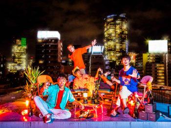 《PAN》7枚目となるフルアルバム「ムムムム」を引っさげて、「PAN」の4人が岡山に登場!