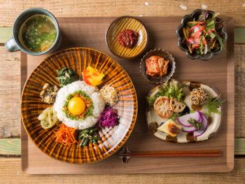 《岡山市/ちるちるかき氷》この冬、人気のかき氷店が、色鮮やかな韓国ランチをスタート!
