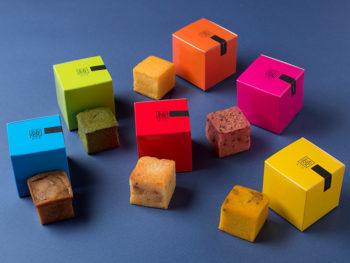 《岡山市/COUTURE FUKUIDO TOKYO》'18年10月OPEN! 自由な発想で生み出された、目を引く彩り豊かな菓子。
