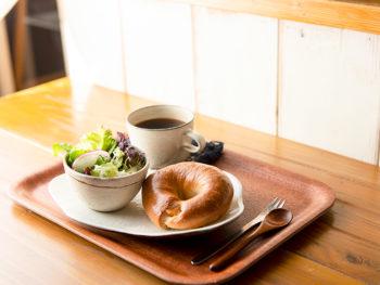 《岡山市/南方カフェ》'18年10月オープン。自家製ベーグルの店が季節野菜たっぷりのランチを楽しめる店に!