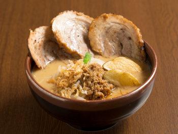 《岡山市/田所商店》'18年11月OPEN!日本の伝統食「味噌」にこだわった、味わい豊かなみそラーメン専門店