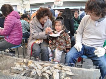 《ひなせかき祭》冬といえば、日生といえばカキ! 今年も開催「ひなせかき祭」を楽しんで!