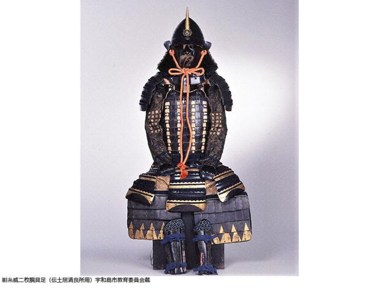 《岡山県立博物館》『愛媛県歴史文化博物館』との文化交流。伊予国の戦国時代にフォーカスする。