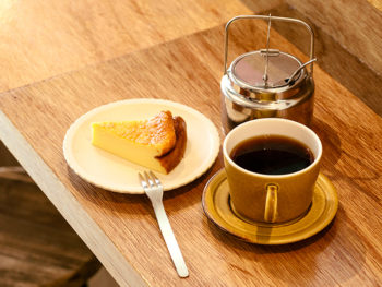 《玉野市/The Corner》小さなくつろぎカフェで、こだわりコーヒーを。