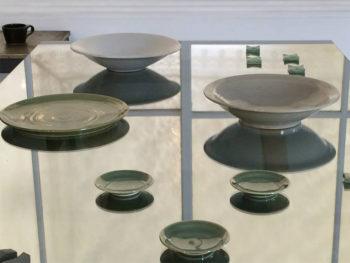 《森永淳俊 陶展》陶芸と植物が奏でる、独自の世界観を堪能できる作品展。