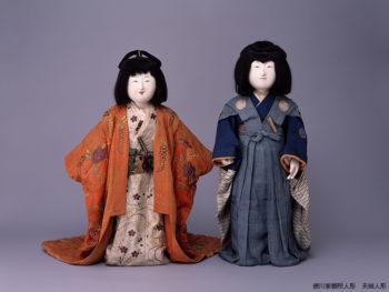《徳川家伝来の御人形とひなまつり展》徳川家伝来の「夫婦人形」のほか、ひな人形などが登場!