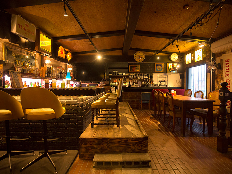 《岡山市/AMERICAN DINER PLYWOOD》'18年12月OPEN! まるで映画の中に迷い込んだ気分に。人気古着屋が手掛けるダイナーへ。