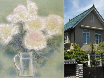《花の心》日本人の中に脈々と受け継がれる「花を愛でる心」を感じることができる企画展。