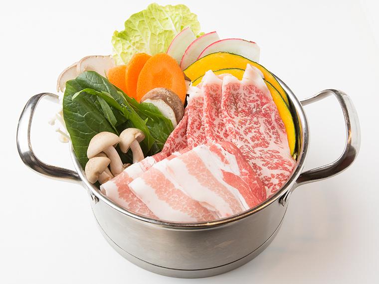 《倉敷市/肉の美山》'19年3月OPEN! しゃぶしゃぶ食べ放題とステーキの店が、同一店舗としてオープン。