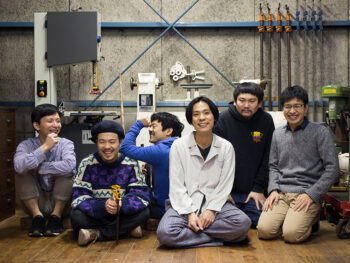 《Hei Tanaka》元「SAKEROCK」の田中馨と仲間たちによる、熱量たっぷりな演奏に酔いしれよう。