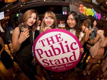 《The Public Stand》オープン半周年を記念したイベントで、非日常感あふれるゴージャスな瞬間を楽しもう。