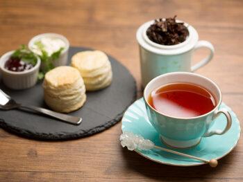 《岡山市/ブリリアント ティー》'19年6月OPEN! ティーソムリエがオープンした紅茶カフェ。