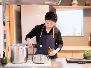 《岡山市/クッキング・ラボ・ディレット》バリバリのプロの料理人が直接指導をしてくれる、楽しく学べるお料理ラボ。