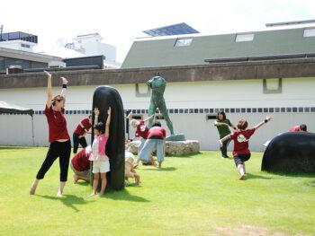 《大原美術館》『大原美術館』と周辺施設を舞台におこなわれる、キッズも大人も楽しめるアートなプログラムイベント。