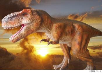 《恐竜ランド》 入場無料! 動く恐竜と出合いに『RSKハウジングプラザ』に出かけよう!
