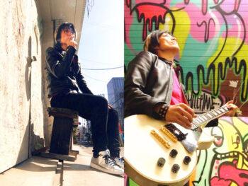 《森純太》「JUN SKY WALKER(S)」リーダーのMORI JUNTAによる、弾き語りのソロライブ!