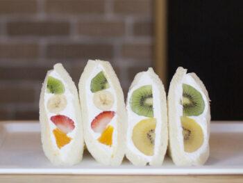《倉敷市/COPAIN》'19年5月OPEN! パンへのこだわりが詰まった、週末営業のフルーツサンド専門店。