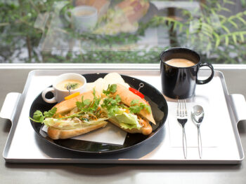 《備前市/コハルニ》'19年5月OPEN! 絶品サンドウィッチを、スタイリッシュな空間で味わおう!