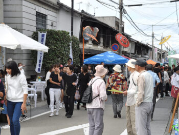 《城西まるごと博物館フェア》大正浪漫のムードを味わいに、津山市城西地区へ出かけよう!